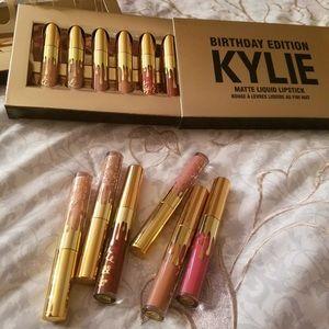 Other - Kylie Matte liquid lipstick birthday edition